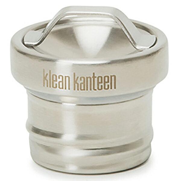 klean kanteen(クリーンカンティーン) KK オールステンレスループキャップ クラシック用 19322037シルバー マグボトル 水筒 水筒 水筒・ボトル用アクセサリーパーツ 水筒・ボトル用アクセサリーパーツ アウトドアギア