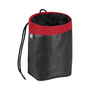 Mammut(マムート) Stitch Chalk Bag/3040lava-black 2290-00900アウトドアギア チョークバッグ・ロープバッグ アウトドア おうちキャンプ
