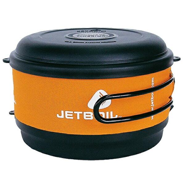 ★エントリーでポイント5倍JETBOIL(ジェットボイル) JB.1.5Lクッキングポット/OG 1824309クッカー クッキング用品 バーべキュー 単品クッカー 単品クッカー アウトドアギア