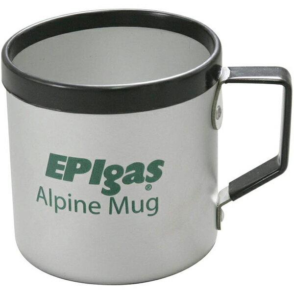 ★エントリーでポイント5倍!EPI(イーピーアイ) EPIアルパインマグカップ シルバー C-5103カップ キャンプ用食器 アウトドア テーブルウェア テーブルウェア(カップ) アウトドアギア