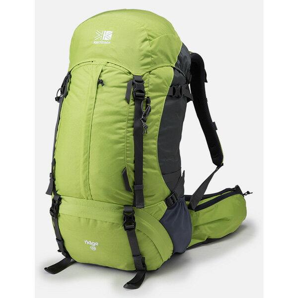 karrimor(カリマー) リッジ 40 タイプ1/A.グリーン 57403グリーン リュック バックパック バッグ トレッキングパック トレッキング40 アウトドアギア