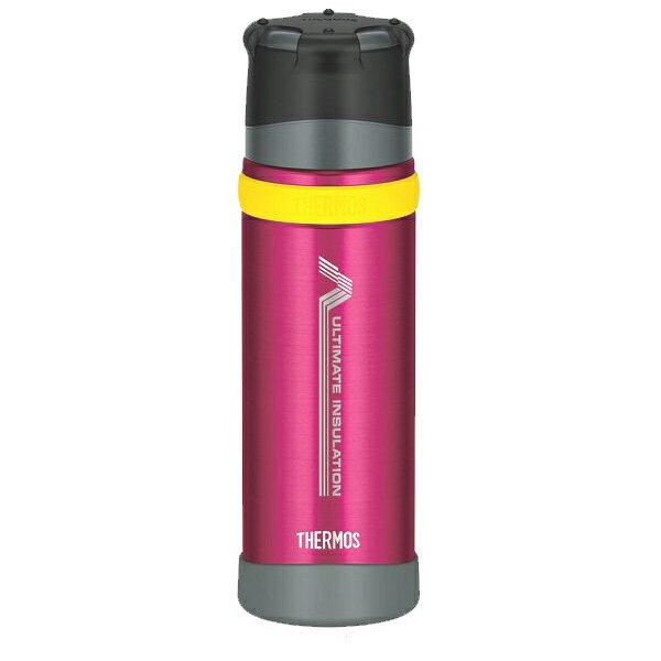 ★エントリーでポイント5倍THERMOS(サーモス) 新製品「山専ボトル」ステンレスボトル/0.5L/バーガンディー(BGD) FFX-500山専用ボトル マグボトル 水筒 水筒 保温・保冷ボトル アウトドアギア