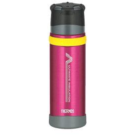 ★エントリーでポイント10倍!THERMOS(サーモス) 「山専ボトル」ステンレスボトル/0.5L/バーガンディー(BGD) FFX-500山専用ボトル マグボトル 水筒 水筒 保温・保冷ボトル アウトドアギア