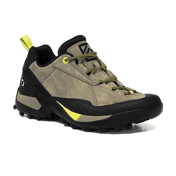FIVETEN(ファイブテン) キャンプ4 (Brown/Yellow)/75 1400458ブーツ 靴 トレッキング トレッキングシューズ トレッキング用 アウトドアギア