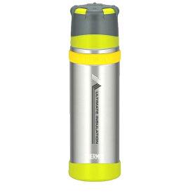★エントリーでポイント10倍!THERMOS(サーモス) 「山専ボトル」ステンレスボトル/0.5L/ライムグリーン(LMG) FFX-500山専用ボトル マグボトル 水筒 水筒 保温・保冷ボトル アウトドアギア
