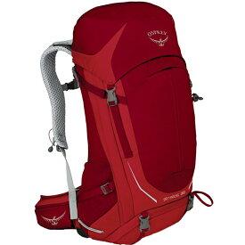 OSPREY(オスプレー) ストラトス 36/ビートレッド/S/M OS50301アウトドアギア トレッキング30 トレッキングパック バッグ バックパック リュック レッド 男性用 おうちキャンプ ベランピング