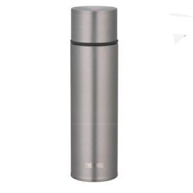 THERMOS(サーモス) 真空断熱チタンボトル/TGYチタングレー/FJN-500T 0811700122アウトドアギア チタンボトル 水筒 マグボトル おうちキャンプ ベランピング