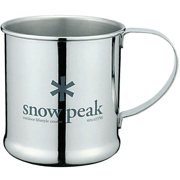★エントリーでポイント5倍!snow peak(スノーピーク) ステンレスマグカップ E-010Rカップ キャンプ用食器 アウトドア テーブルウェア テーブルウェア(カップ) アウトドアギア