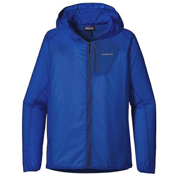 patagonia(パタゴニア) Ms Houdini Jkt/VIK/S 24141ブルー アウター メンズウェア ウェア ジャケット ジャケット男性用 アウトドアウェア