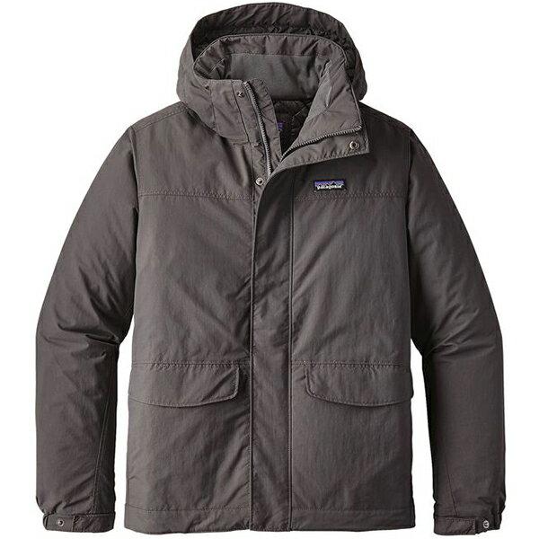 patagonia(パタゴニア) Ms Isthmus Jkt/FGE/S 26990グレー アウター メンズウェア ウェア ジャケット ジャケット男性用 アウトドアウェア