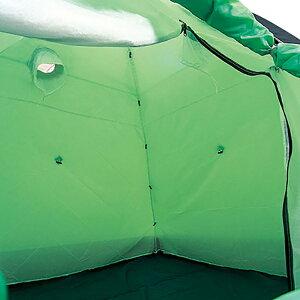 ESPACE(エスパース) スーパー内張り 6-7人用(オプション) SPucbrアウトドアギア 冬用オプション テントオプション タープ テントアクセサリー フライシート グリーン おうちキャンプ