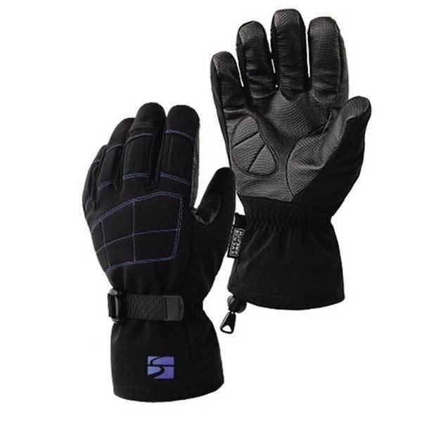 finetrack(ファイントラック) エバーブレスアルパイングローブ Unisex BK FAU0402男女兼用 ブラック 手袋 メンズウェア ウェア ウェアアクセサリー 冬用グローブ アウトドアウェア