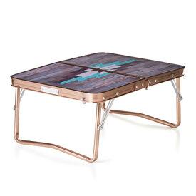 Coleman(コールマン) ILミニテーブルプラス (モザイクウッド) 2000032522テーブル レジャーシート ローテーブル アウトドアギア