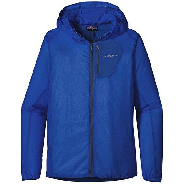 patagonia(パタゴニア) Ms Houdini Jkt/VIK/L 24141ブルー アウター メンズウェア ウェア ジャケット ジャケット男性用 アウトドアウェア