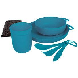 SEA TO SUMMIT(シートゥーサミット) デルタキャンプセット/パシフィックブルー ST84051002アウトドアギア テーブルウェアセット テーブルウェア アウトドア キャンプ用食器 ブルー おうちキャンプ