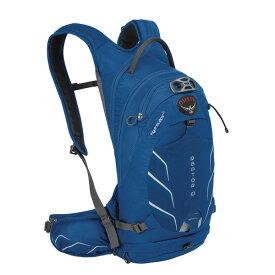 OSPREY(オスプレー) ラプター 10/ペルシャンブルー OS56071アウトドアギア 自転車用バッグ バッグ バックパック リュック ブルー 男性用 おうちキャンプ ベランピング