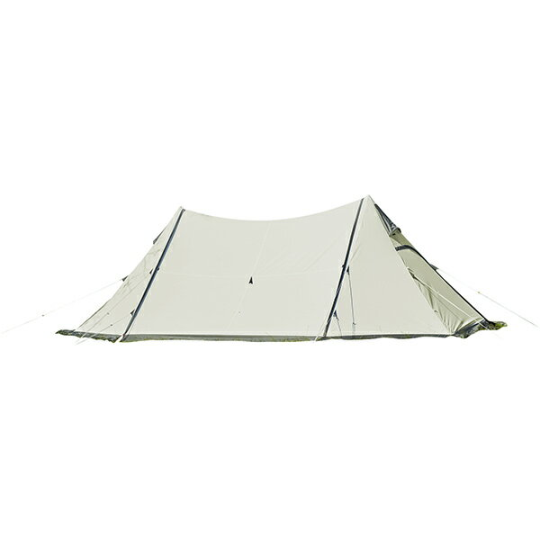 ogawa campal(小川キャンパル) ツインピルツフォ-クT/C 3345タープ タープ テント ヘキサ・ウイング型タープ ヘキサ・ウイング型タープ アウトドアギア