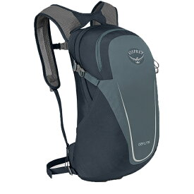 OSPREY(オスプレー) デイライト/ストーングレー/ワンサイズ OS57161011アウトドアギア デイパック バッグ バックパック リュック グレー おうちキャンプ ベランピング