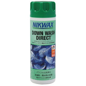 NIKWAX(ニクワックス) ダウンウォッシュダイレクト EBE1K1アウトドアウェア 洗剤 ウェアアクセサリー アウトドア 登山 トレッキング おうちキャンプ ベランピング