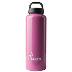 LAKEN(ラーケン) クラシック 0.75L ピンク PL-32Pアウトドアギア アルミボトル 水筒 マグボトル おうちキャンプ ベランピング