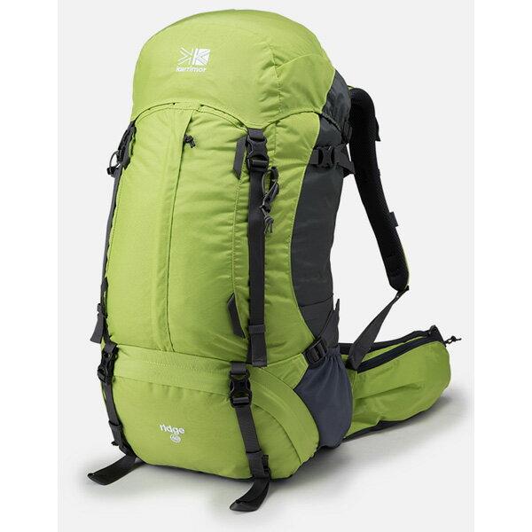 karrimor(カリマー) リッジ 40 タイプ2/A.グリーン 57503グリーン バックパック デイパック バッグ トレッキングパック トレッキング40 アウトドアギア