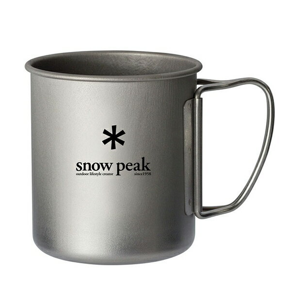 snow peak(スノーピーク) 60周年記念 チタンシングルマグ300 Asterisk E-151カップ キャンプ用食器 アウトドア テーブルウェア テーブルウェア(カップ) アウトドアギア