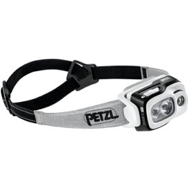 納期:2020年10月下旬PETZL(ペツル) スイフト RL ブラック E095BA00アウトドアギア LEDタイプ ランタン ヘッドライト ブラック おうちキャンプ ベランピング