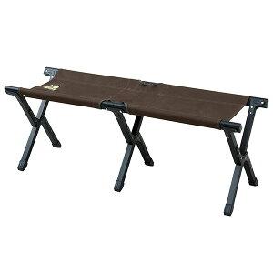 ogawa campal(小川キャンパル) アルミコンパクトベンチIII 1925アウトドアギア ベンチ テーブル レジャーシート イス おうちキャンプ ベランピング