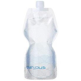 platypus(プラティパス) ソフトボトル/ウェーブ/1.0L 25507アウトドアギア ソフトパック 水筒 マグボトル おうちキャンプ ベランピング