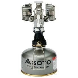 SOTO(ソト 新富士バーナー) プラチナランタン SOD-250-24アウトドアギア ランタンガス ライト ランタン おうちキャンプ