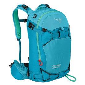 OSPREY(オスプレー) クレスタ 30/パウダーブルー/S/M OS52105女性用 ブルー リュック バックパック バッグ トレッキングパック トレッキング30 アウトドアギア