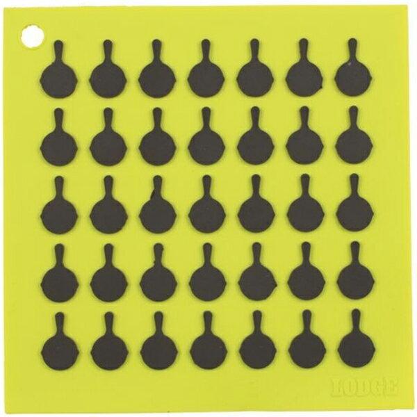 LODGE(ロッジ) [正規品]LDG シリコンスクエアトリベット GR AS7S51 19240095グリーン クッカー クッキング用品 バーべキュー アクセサリー アクセサリー アウトドアギア