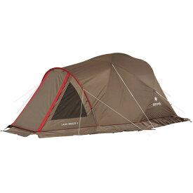 snow peak(スノーピーク) ランドブリーズ4 SD-634四人用(4人用) テント タープ キャンプ用テント キャンプ4 アウトドアギア