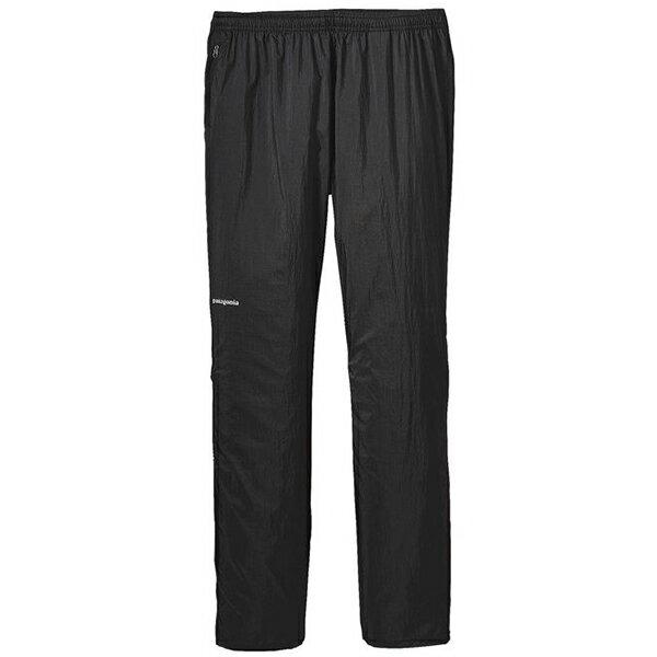 patagonia(パタゴニア) Houdini Pants/BLK/XS 24131男女兼用 ブラック ロングパンツ メンズウェア ウェア ロングパンツ男性用 アウトドアウェア