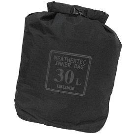 ISUKA(イスカ) ウェザーテック インナーバッグ 30L/ブラック 356501アウトドアギア スタッフバッグ アウトドア アクセサリーポーチ ブラック おうちキャンプ