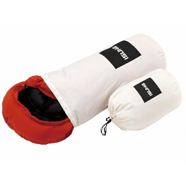 ISUKA(イスカ) コットンストリージバッグ L/生成り 365500アウトドア用寝具 アウトドア アウトドア 収納バッグ 収納バッグ アウトドアギア