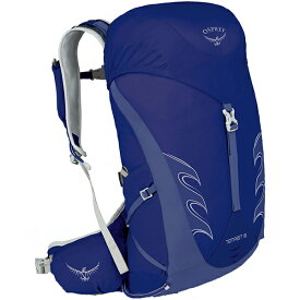 OSPREY(オスプレー) テンペスト 16/アイリスブルー/S/M OS50264アウトドアギア トレッキング小型 トレッキングパック バッグ バックパック リュック ブルー 女性用 おうちキャンプ ベランピング