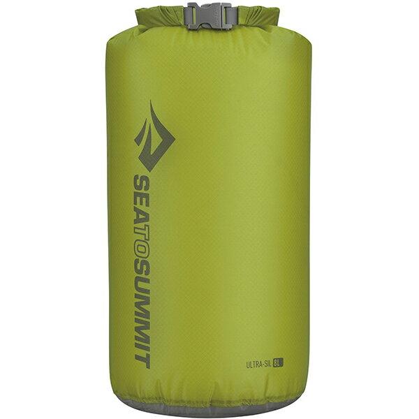 SEA TO SUMMIT(シートゥーサミット) ウルトラシル ドライサック/グリーン/8L ST83014グリーン ウルトラシル ドライサック バッグ アウトドア アウトドア 防水バッグ・マップケース ドライバッグ アウトドアギア