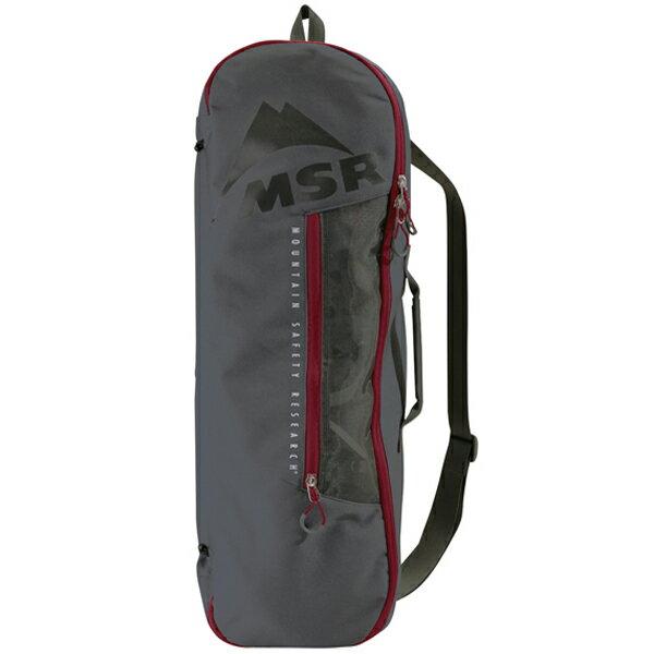 MSR(エムエスアール) スノーシューバッグ 40651グレー スノーシュー トレッキング 登山 スノーシューアクセサリ アウトドアギア