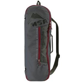 MSR(エムエスアール) スノーシューバッグ 40651アウトドアギア スノーシューアクセサリ 登山 トレッキング スノーシュー グレー