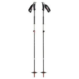 Black Diamond(ブラックダイヤモンド) レーザーカーボンポール/100cm BD42007ブラック ストック スキー ウインタースポーツ スキー用品 スキー用ポール アウトドアギア