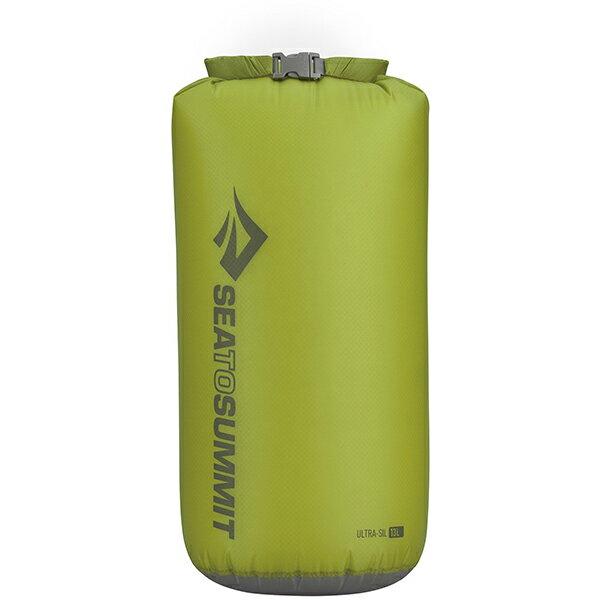 SEA TO SUMMIT(シートゥーサミット) ウルトラシル ドライサック/グリーン/13L ST83015グリーン ウルトラシル ドライサック バッグ アウトドア アウトドア 防水バッグ・マップケース ドライバッグ アウトドアギア