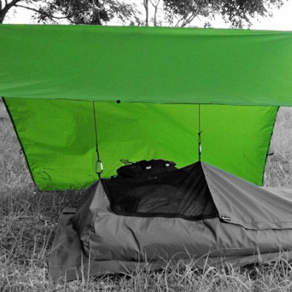 ISUKA(イスカ) オープンエア マルチタープ/グレー 209522グレー タープ タープ テント ヘキサ・ウイング型タープ ヘキサ・ウイング型タープ アウトドアギア