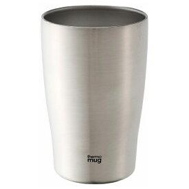 thermo mug(サーモマグ) Cheers S(チアーズ)/SLV(9) CH15-27シルバー タンブラー タンブラー グラス マグカップ・タンブラー アウトドアギア