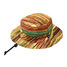 KAVU(カブー) SyntheticBucket/ForestGrove/L 11863105男女兼用 ブラウン 帽子 メンズウェア ウェア ウェアアクセサリー キャップ・ハット アウトドアウェア