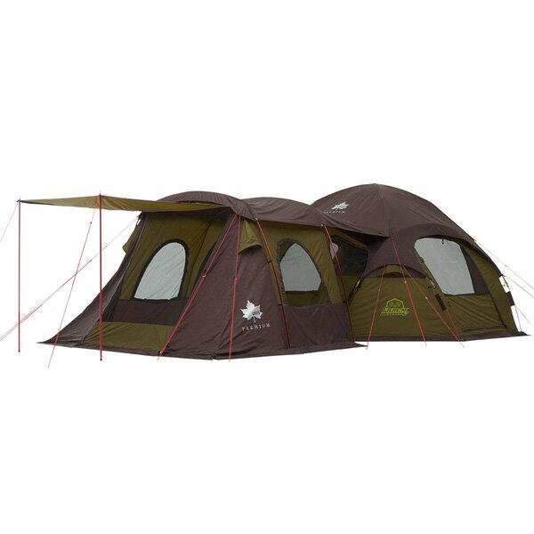 OUTDOOR LOGOS(ロゴス) プレミアム オクタゴン ルームプラス 71805513テント タープ キャンプ用テント キャンプ大型 アウトドアギア