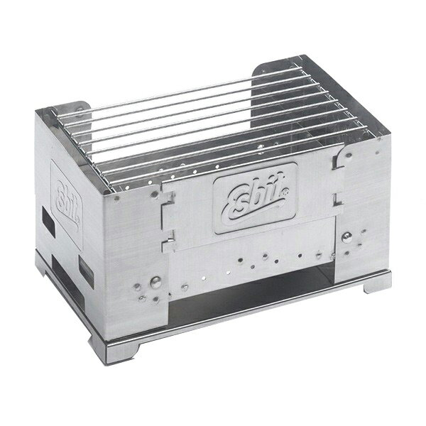 Esbit(エスビット) エスビット チャコールグリルXS(BBQ100) ESBBQ100S0焼網 調理器具 製菓道具 バーベキューグリル バーベキューグリル アウトドアギア