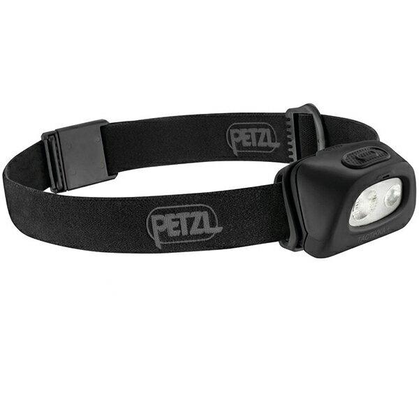 PETZL(ペツル) タクティカ+/Black E89AAAブラック ヘッドライト ランタン LEDタイプ アウトドアギア