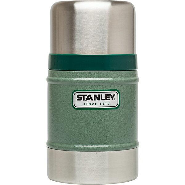 STANLEY(スタンレー) クラシック真空フードジャー 0.5L/グリーン 00811-018グリーン キャニスター 保存容器 調味料入れ フードコンテナ フードコンテナ アウトドアギア