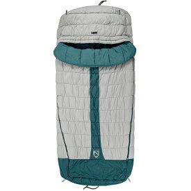 NEMO(ニーモ・イクイップメント) ジャズ 20 NM-JAZ-20グレー シュラフ 寝袋 アウトドア用寝具 封筒型 封筒ウインター アウトドアギア